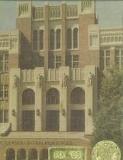 1985 Edition, Little Rock Central High School - Pix Yearbook (Little Rock, AR)