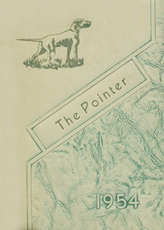 Page 1, 1954 Edition, Van Buren High School - Pointer Yearbook (Van Buren, AR) online yearbook collection