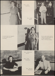 Page 11, 1954 Edition, Van Buren High School - Pointer Yearbook (Van Buren, AR) online yearbook collection