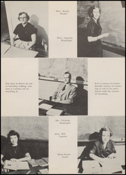 Page 12, 1954 Edition, Van Buren High School - Pointer Yearbook (Van Buren, AR) online yearbook collection