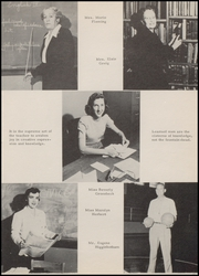 Page 13, 1954 Edition, Van Buren High School - Pointer Yearbook (Van Buren, AR) online yearbook collection