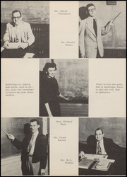 Page 14, 1954 Edition, Van Buren High School - Pointer Yearbook (Van Buren, AR) online yearbook collection
