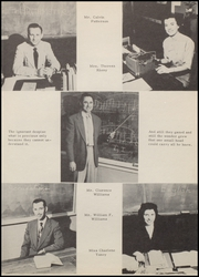 Page 15, 1954 Edition, Van Buren High School - Pointer Yearbook (Van Buren, AR) online yearbook collection