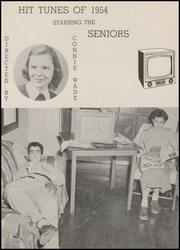 Page 17, 1954 Edition, Van Buren High School - Pointer Yearbook (Van Buren, AR) online yearbook collection