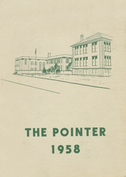 Van Buren High School - Pointer Yearbook (Van Buren, AR) online yearbook collection, 1958 Edition, Page 1