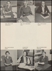 Page 12, 1958 Edition, Van Buren High School - Pointer Yearbook (Van Buren, AR) online yearbook collection
