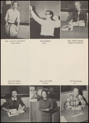 Page 13, 1958 Edition, Van Buren High School - Pointer Yearbook (Van Buren, AR) online yearbook collection