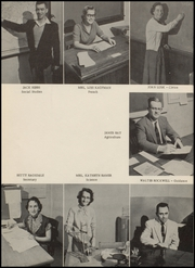 Page 14, 1958 Edition, Van Buren High School - Pointer Yearbook (Van Buren, AR) online yearbook collection