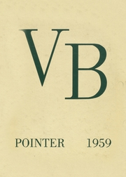 Van Buren High School - Pointer Yearbook (Van Buren, AR) online yearbook collection, 1959 Edition, Page 1
