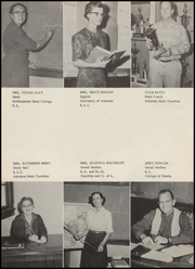 Page 12, 1959 Edition, Van Buren High School - Pointer Yearbook (Van Buren, AR) online yearbook collection