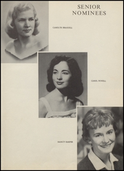 Page 19, 1959 Edition, Van Buren High School - Pointer Yearbook (Van Buren, AR) online yearbook collection