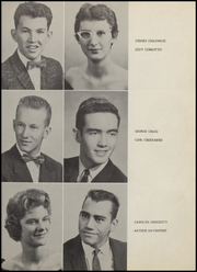 Page 23, 1959 Edition, Van Buren High School - Pointer Yearbook (Van Buren, AR) online yearbook collection