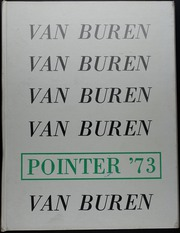 Van Buren High School - Pointer Yearbook (Van Buren, AR) online yearbook collection, 1973 Edition, Page 1