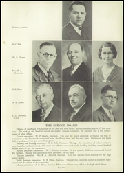 Page 13, 1936 Edition, Hot Springs High School - Old Gold Book Yearbook (Hot Springs, AR) online yearbook collection