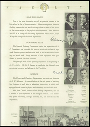 Page 17, 1936 Edition, Hot Springs High School - Old Gold Book Yearbook (Hot Springs, AR) online yearbook collection