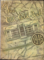 Hot Springs High School - Old Gold Book Yearbook (Hot Springs, AR) online yearbook collection, 1945 Edition, Page 1