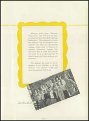 Page 11, 1946 Edition, Hot Springs High School - Old Gold Book Yearbook (Hot Springs, AR) online yearbook collection