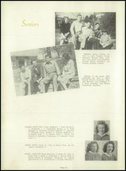 Page 16, 1946 Edition, Hot Springs High School - Old Gold Book Yearbook (Hot Springs, AR) online yearbook collection
