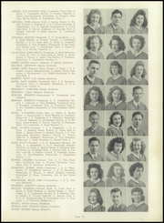Page 17, 1946 Edition, Hot Springs High School - Old Gold Book Yearbook (Hot Springs, AR) online yearbook collection