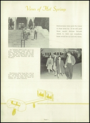 Page 8, 1946 Edition, Hot Springs High School - Old Gold Book Yearbook (Hot Springs, AR) online yearbook collection