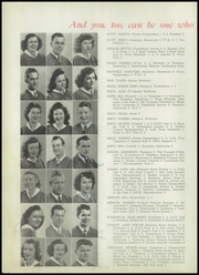 Page 100, 1947 Edition, Hot Springs High School - Old Gold Book Yearbook (Hot Springs, AR) online yearbook collection