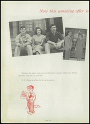Page 104, 1947 Edition, Hot Springs High School - Old Gold Book Yearbook (Hot Springs, AR) online yearbook collection