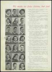 Page 94, 1947 Edition, Hot Springs High School - Old Gold Book Yearbook (Hot Springs, AR) online yearbook collection