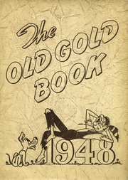 Hot Springs High School - Old Gold Book Yearbook (Hot Springs, AR) online yearbook collection, 1948 Edition, Page 1