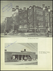 Page 10, 1953 Edition, Hot Springs High School - Old Gold Book Yearbook (Hot Springs, AR) online yearbook collection
