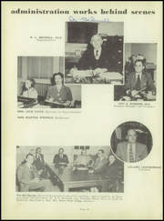 Page 14, 1953 Edition, Hot Springs High School - Old Gold Book Yearbook (Hot Springs, AR) online yearbook collection