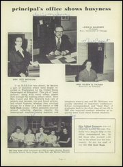 Page 15, 1953 Edition, Hot Springs High School - Old Gold Book Yearbook (Hot Springs, AR) online yearbook collection
