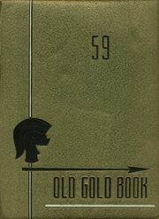 Page 1, 1959 Edition, Hot Springs High School - Old Gold Book Yearbook (Hot Springs, AR) online yearbook collection