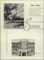Page 10, 1959 Edition, Hot Springs High School - Old Gold Book Yearbook (Hot Springs, AR) online yearbook collection