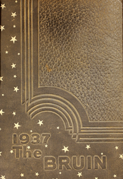 1937 Edition, Fort Smith Senior High School - Bruin Yearbook (Fort Smith, AR)