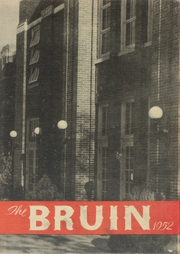 1952 Edition, Fort Smith Senior High School - Bruin Yearbook (Fort Smith, AR)