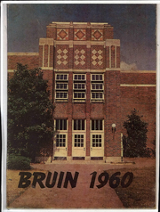 1960 Edition, Fort Smith Senior High School - Bruin Yearbook (Fort Smith, AR)