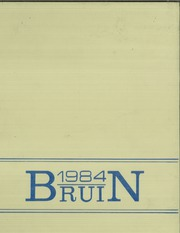 Page 1, 1984 Edition, Pulaski Academy - Bruin Yearbook (Little Rock, AR) online yearbook collection
