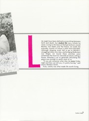 Page 11, 1984 Edition, Pulaski Academy - Bruin Yearbook (Little Rock, AR) online yearbook collection