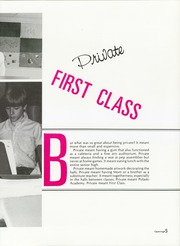 Page 9, 1984 Edition, Pulaski Academy - Bruin Yearbook (Little Rock, AR) online yearbook collection