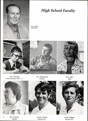 Page 16, 1974 Edition, Foreman High School - Gator Yearbook (Foreman, AR) online yearbook collection