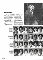 Page 134, 1980 Edition, Parkview High School - Spirit Yearbook (Little Rock, AR) online yearbook collection