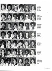 Page 135, 1980 Edition, Parkview High School - Spirit Yearbook (Little Rock, AR) online yearbook collection