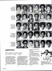 Page 136, 1980 Edition, Parkview High School - Spirit Yearbook (Little Rock, AR) online yearbook collection