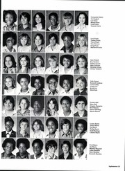Page 137, 1980 Edition, Parkview High School - Spirit Yearbook (Little Rock, AR) online yearbook collection