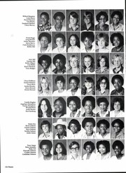 Page 138, 1980 Edition, Parkview High School - Spirit Yearbook (Little Rock, AR) online yearbook collection