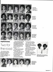 Page 143, 1980 Edition, Parkview High School - Spirit Yearbook (Little Rock, AR) online yearbook collection