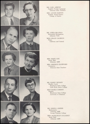 Page 12, 1955 Edition, Crossett High School - Termite Yearbook (Crossett, AR) online yearbook collection