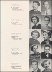 Page 13, 1955 Edition, Crossett High School - Termite Yearbook (Crossett, AR) online yearbook collection