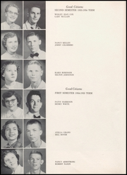 Page 16, 1955 Edition, Crossett High School - Termite Yearbook (Crossett, AR) online yearbook collection