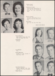 Page 17, 1955 Edition, Crossett High School - Termite Yearbook (Crossett, AR) online yearbook collection